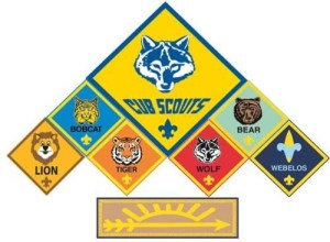Cub Scout Badges