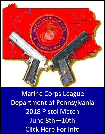 2018 Pistol Match June 8 - 10th