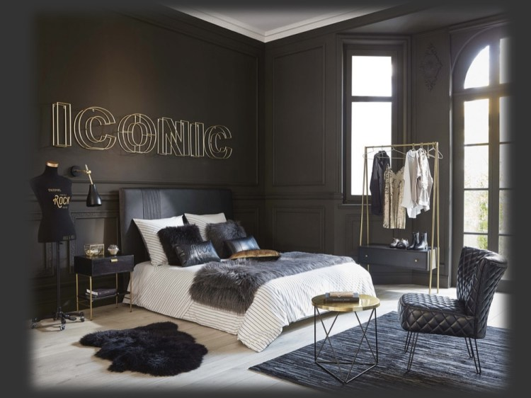 Luxury Black And Gold Bedroom Ideas Featured Image Homegirl London