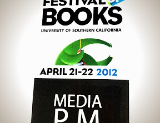 No #Readathon for Me–I'm at #LATFoB!