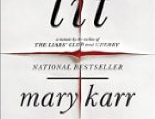 Book Talk: *Lit*, by Mary Karr (TLC Book Tour)