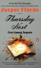 "Book talk: ""Thursday Next: First Among Sequels,"" by Jasper Fforde"