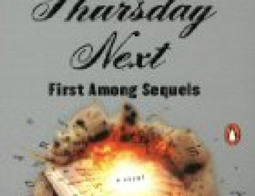 """Book talk: """"Thursday Next: First Among Sequels,"""" by Jasper Fforde"""