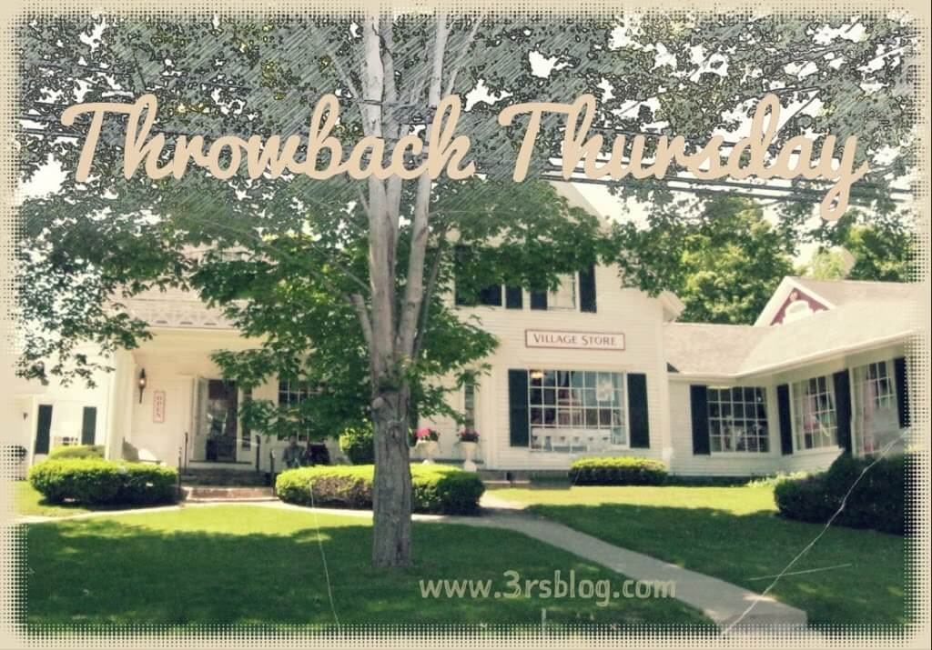 Throwback Thursday: Blogging Midlife Crisis, Revisited