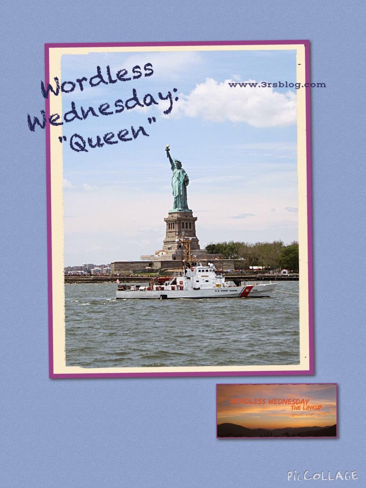 "#WordlessWednesday (Wild Card): ""Queen"""
