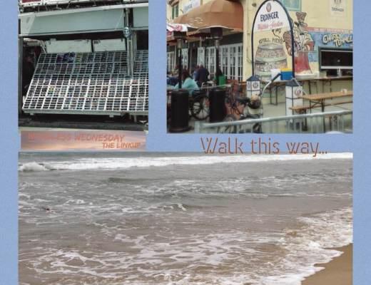 #WordlessWednesday: Walk this way…