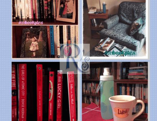 #31bookpics, Week 3