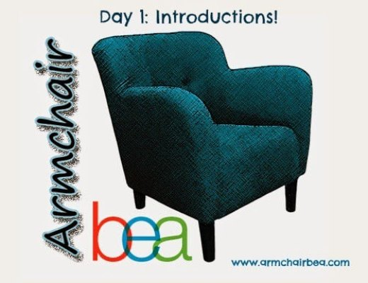 Good Day, and Welcome to Armchair BEA!