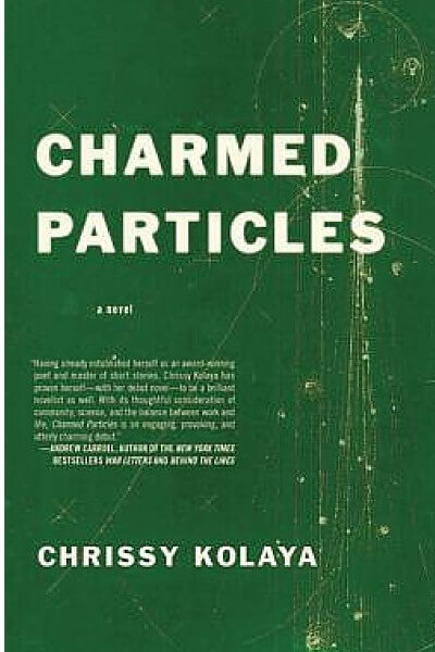 Book cover charmed particles