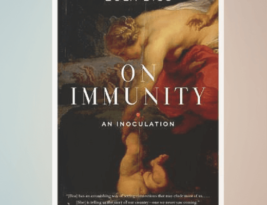 Book Talk: ON IMMUNITY, by Eula Biss