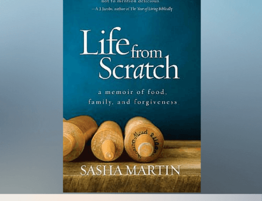 Shelf Awareness Book Talk: LIFE FROM SCRATCH, by Sasha Martin