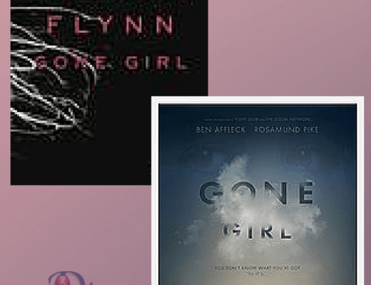 Book to Movie Talk: GONE GIRL