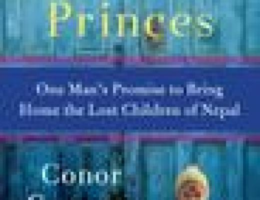 Book Talk: *Little Princes*, by Conor Grennan