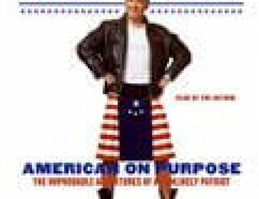 (Audio)Book Talk: *American on Purpose*