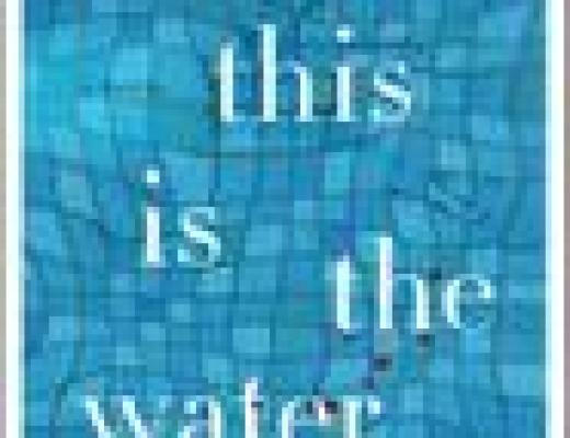 Book Talk: THIS IS THE WATER, by Yannick Murphy