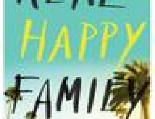 Book Talk: REAL HAPPY FAMILY, by Caeli Wolfson Widger