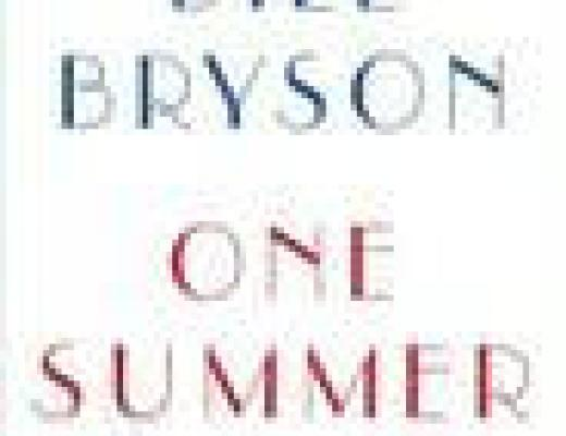 (Audio)Book Talk: ONE SUMMER, by Bill Bryson