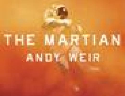 (Audio)Book Talk: THE MARTIAN, by Andy Weir
