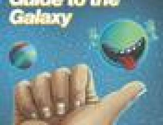 (Audio)Book Talk: THE HITCHHIKER'S GUIDE TO THE GALAXY Trilogy, by Douglas Adams