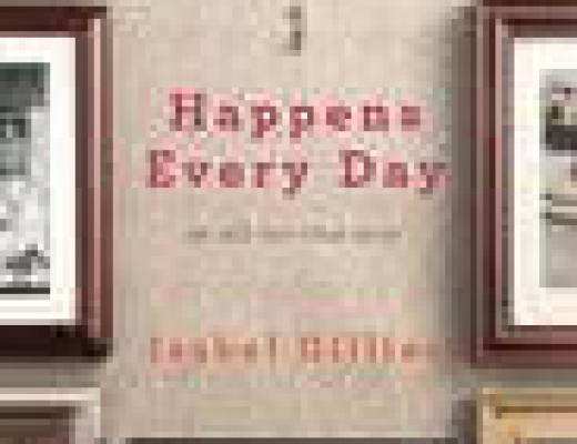 Book Talk: *Happens Every Day*, by Isabel Gillies