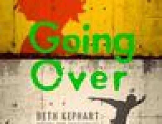 Book Talk: GOING OVER, by Beth Kephart