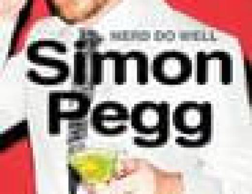 Book Talk: *Nerd Do Well,* by Simon Pegg