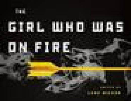 "Book Talk: *The Girl Who Was On Fire"", edited by Leah Wilson"