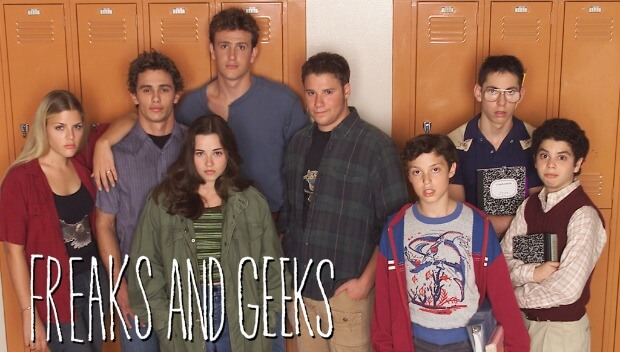 A Fan(girl)'s Notes: FREAKS AND GEEKS and High School on TV