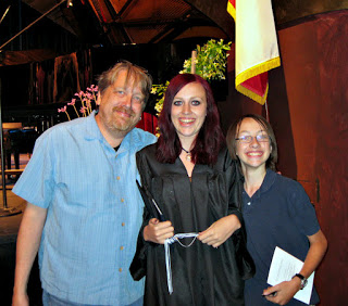 Mostly Wordless Wednesday: Congratulations, Class of 2012!