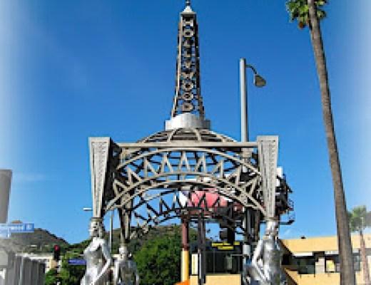 Not-quite-Wordless Weekend: Hollywood Neighborhood #2