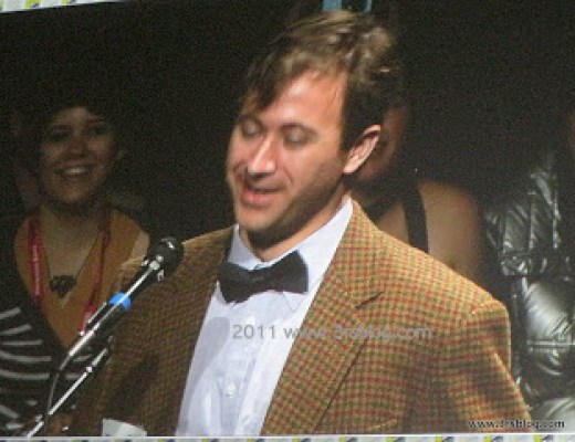 Comic-Con 2011, Part 3: Who's your Doctor?