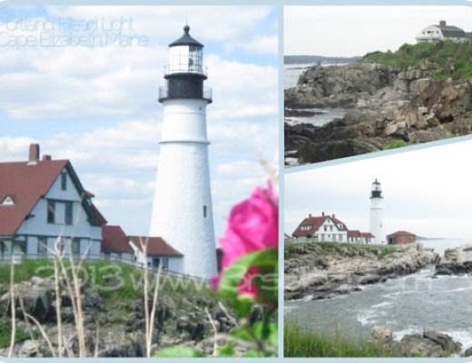 Setting the Scene(ry): New England, June 2013