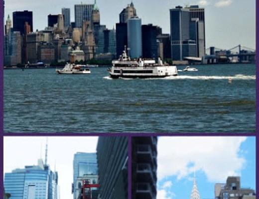 Wordless Wednesday: New York City Blue
