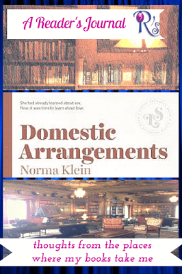 A Reader's Journal: DOMESTIC ARRANGEMENTS by Norma Klein
