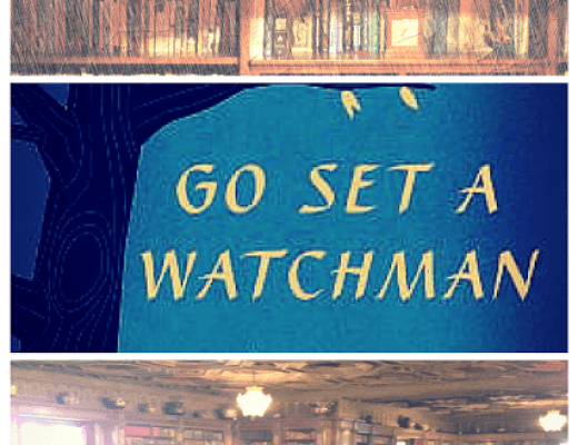 A Reader's Journal: GO SET A WATCHMAN, by Harper Lee