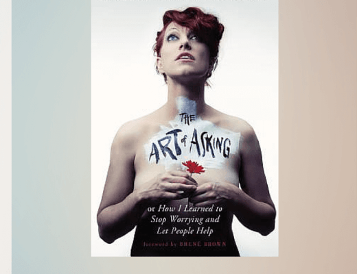 Book Talk: THE ART OF ASKING, by Amanda Palmer (via Shelf Awareness)