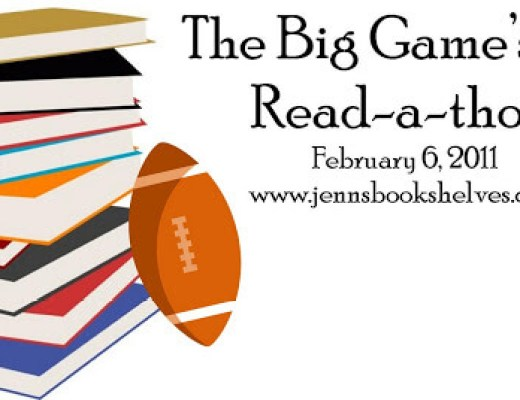 The Big Game's Over! Readathon post-game summary