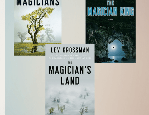 (Audio)Book Talk: THE MAGICIANS Trilogy, by Lev Grossman (read by Mark Bramhall)