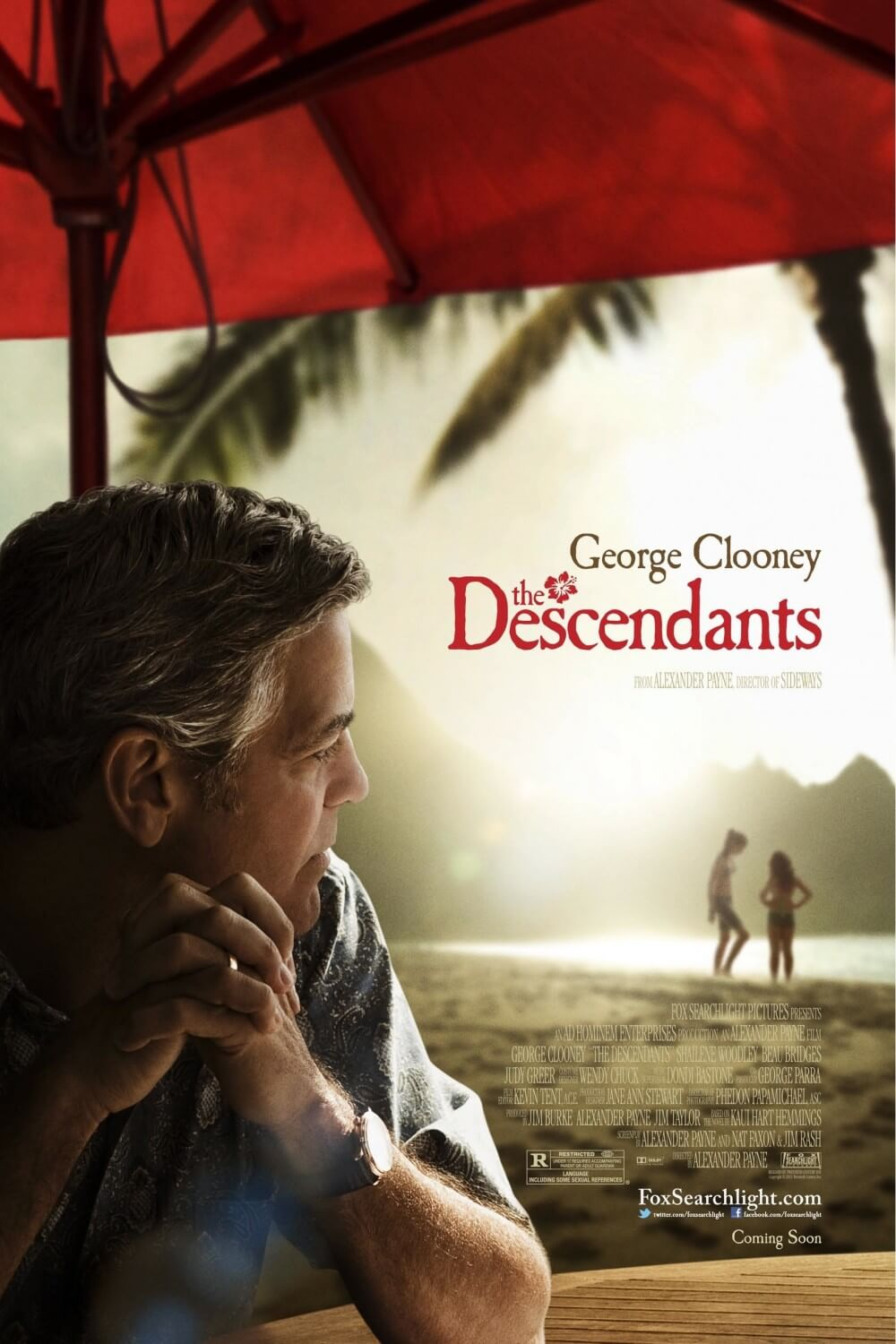 At the movies: *The Descendants*