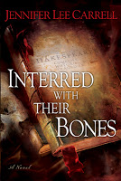 "MotherTalk Blog Tour Book Review: ""Interred With Their Bones"""