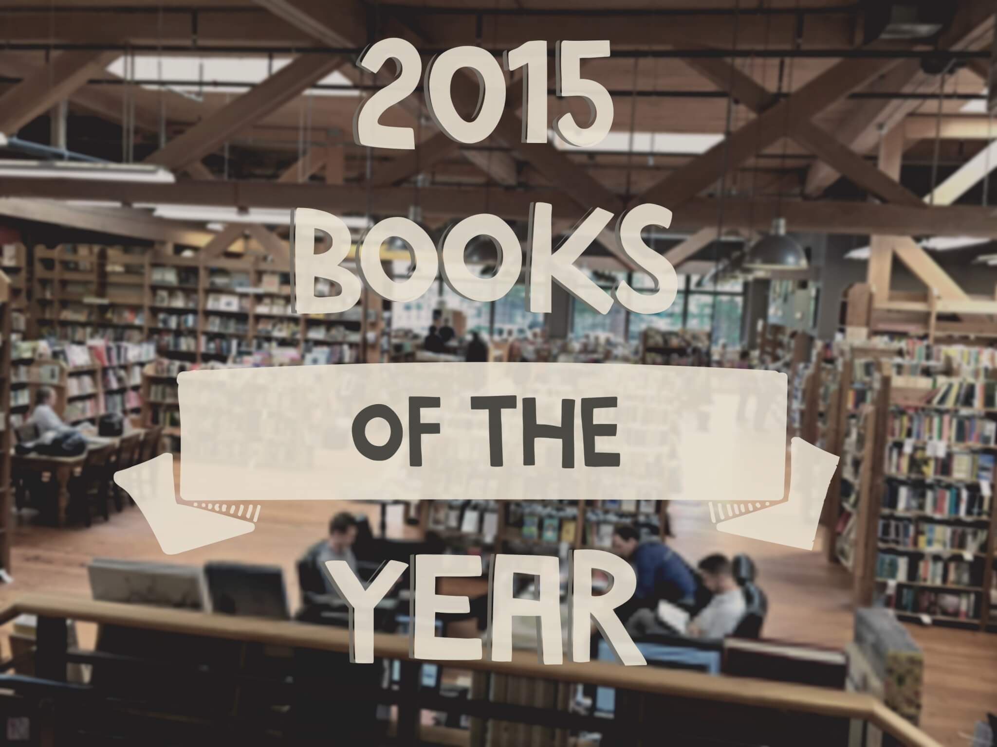 2015: The Year in Books (And a Few Numbers)