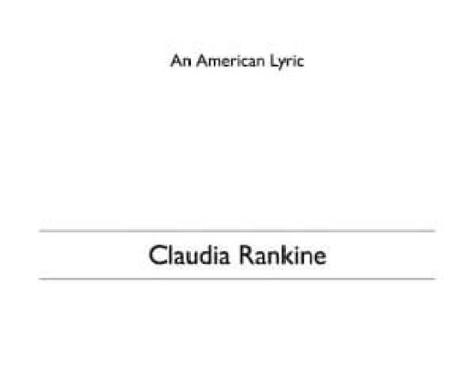 Book Thoughts: CITIZEN by Claudia Rankine