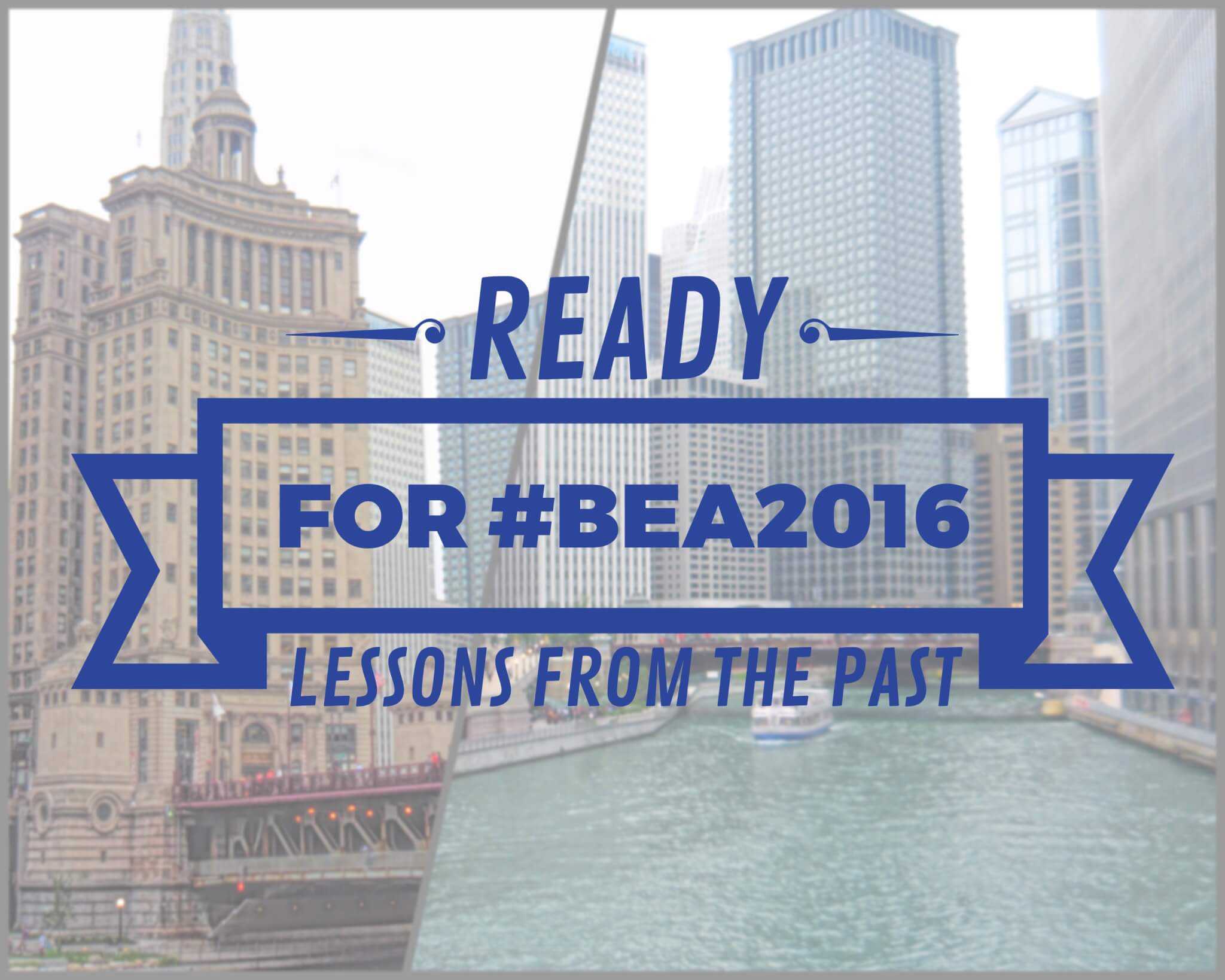 4 lessons from a 4th timer #bea2016