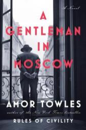 MOSCOW Amor Towles