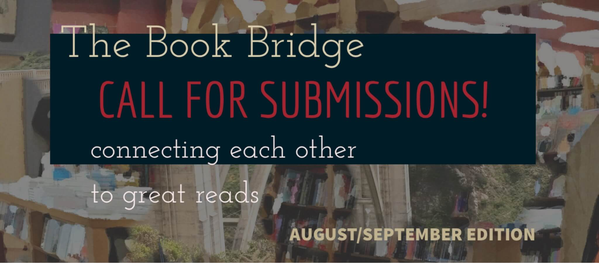 august/september book bridge submissions