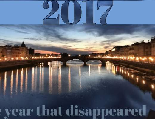 The Year That Disappeared: So Much For 2017