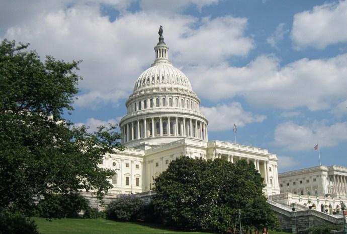 US Capitol building June 2010