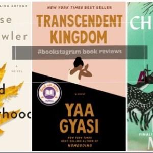 More #Bookstagram Book Reviews