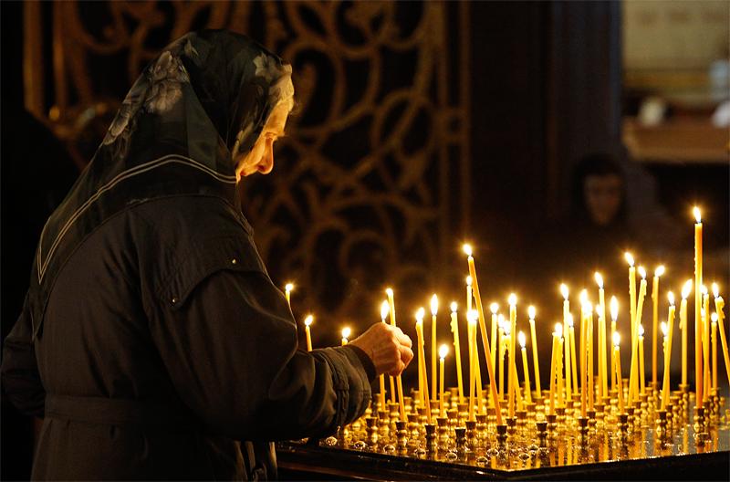 Great Lent - Russian Orthodox Church of Three Saints Храм Трех Святителей