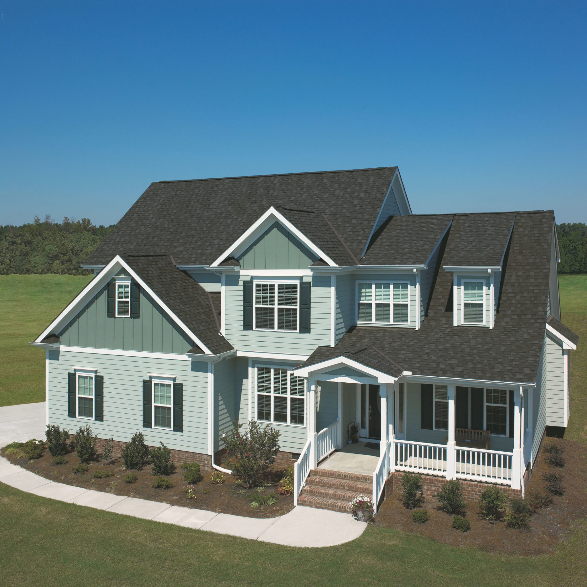 Durable and formulated to provide contrast and dimension, they deliver a combination of color and depth that complements any roof. How To Pick Shingle Colors 17 Facts Tips Courtesy Of Iko Roofing